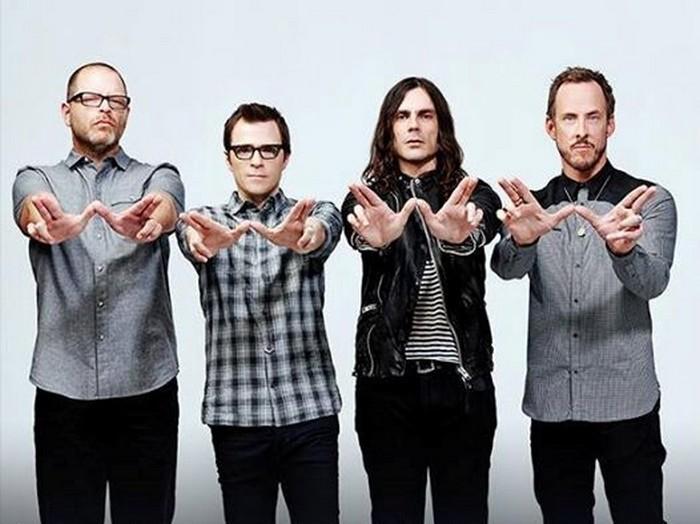 Weezer lana 'Feels Like Summer', msica do disco novo, que chega no segundo semestre (Foto: Divulgao)