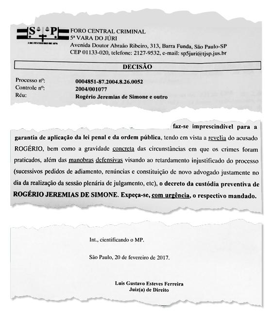 Justiça manda prender Gegê do Mangue (Foto:  )