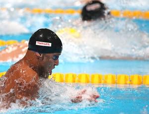 João Gomes natação Mundial Barcelona (Foto: Satiro Sodré / SSPress)