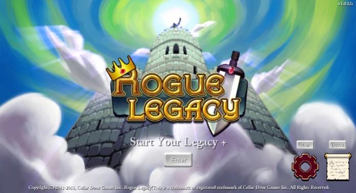 Rogue Legacy (Foto: Divulgação) (Foto: Rogue Legacy (Foto: Divulgação))