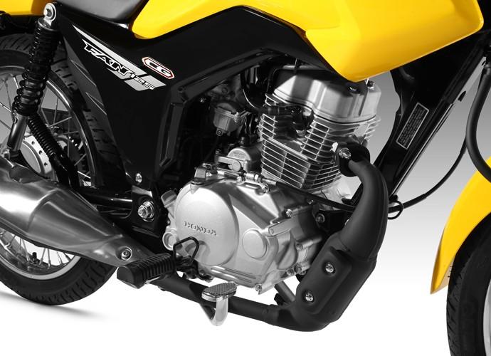 Honda CG 125 Fan - Catalisador