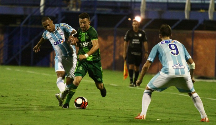 Leandro Silva Avaí (Foto: Jamira Furlani/Avaí F.C.)