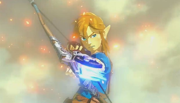 """Link, personagem principal de """"The Legend of Zelda"""" em novo jogo da franquia para o Wii U (Foto: Divulgação/Nintendo)"""