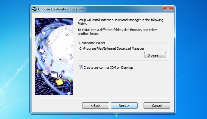 Personalizando instalação do aplicativo (Foto: Reprodução/Helito Bijora)