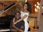 'Adoraria ser Beyoncé e Jay-Z', diz Lázaro Ramos em coletiva