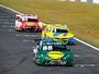 Felipe Fraga larga em primeiro lugar na penúltima etapa da Stock Car