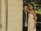 Mãe de Destri entrega namoro do filho com Bruna Marquezine: 'Que dure'