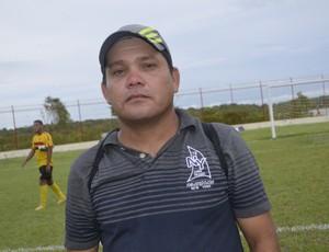 Macapá e Santana empatam em jogo equilibrado no Augusto Antunes (Foto: Cassio Albuquerque/GE-AP)