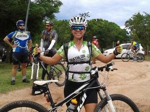Triatleta Bethe Rocha (Foto: Arquivo Pessoal)