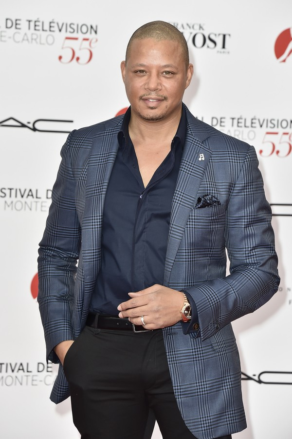 O ator Terrence Howard (Foto: Getty Images)