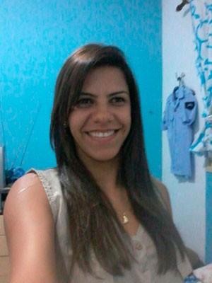 Ex-mulher do tenente suspeito de matar lutador, Izânia Bezerra, de 31 anos, foi morta em atentado em Macaíba, RN (Foto: Divulgação/Polícia Militar do RN)