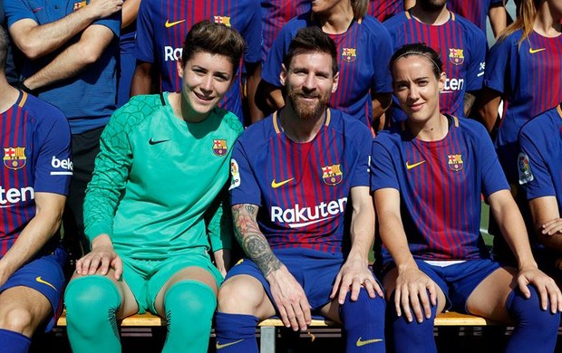 Feminino e masculino do Barcelona