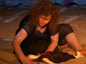 A peça é marcada pelo aspecto documental (Foto: Divulgação/Patricia Cividanes)
