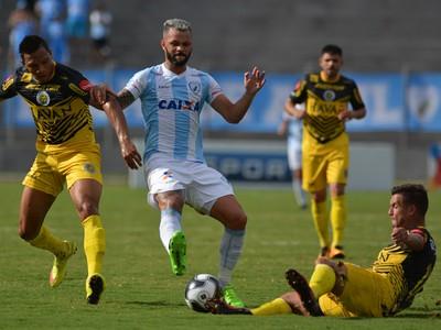 Paulo Rangel Londrina Cascavel (Foto: Gustavo Oliveira/ Londrina Esporte Clube)