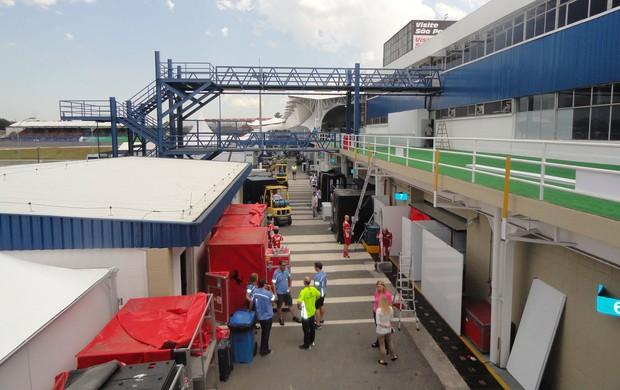 Interlagos F1 GP Brasil (Foto: Felipe Siqueira / Globoesporte.com)