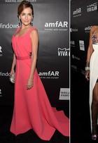 Alessandra Ambrósio é eleita mais bem-vestida em baile da gala