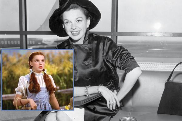 Judy Garland (Foto: Getty Images / Reprodução)