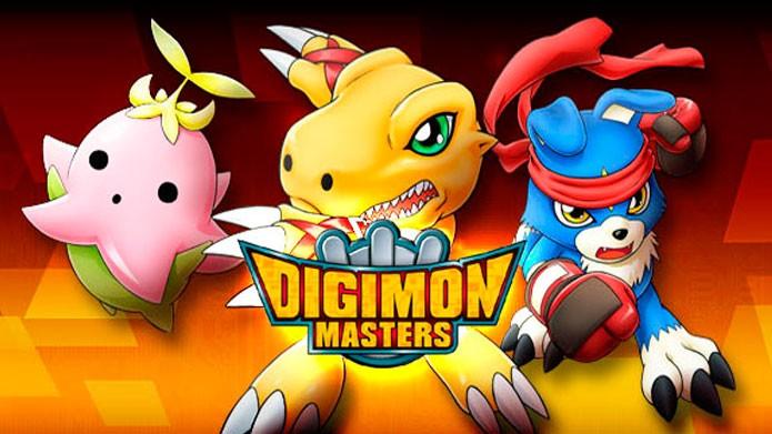 Digimon Masters Online (Foto: Divulgação)