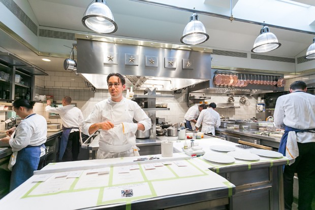 Por dentro da cozinha do The French Laundry (Foto: City Foodsters / Flickr)