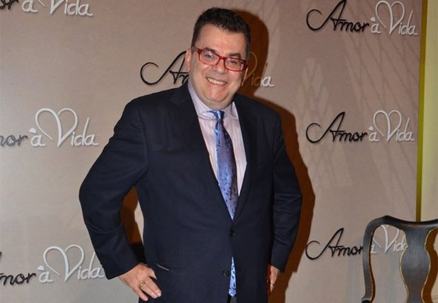 Walcyr Carrasco (Foto: Caio Duran e Léo Franco/AgNews)