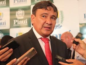 Governador do Piauí, Wellington Dias (PT) (Foto: Catarina Costa/G1)