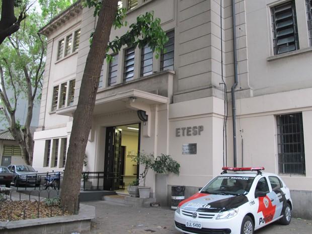Processo seletivo da ETESP é bastante disputado (Foto: Letícia Macedo/ G1)