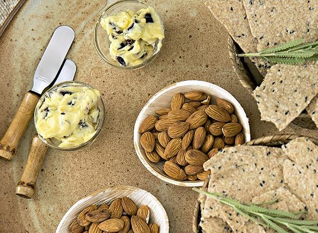 Manteiga de tâmaras (Foto: Cacá Bratke/Editora Globo)