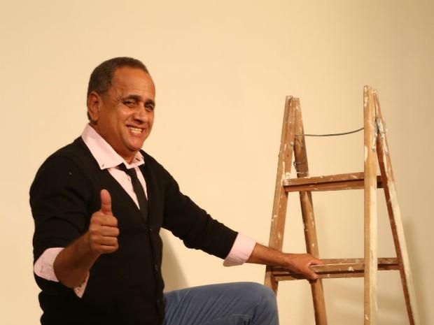 David Portes, de camelô para palestrante de sucesso (Foto: Divulgação)