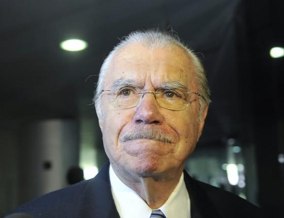 José Sarney  (Foto: Antonio Cruz / ABr)