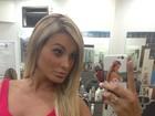 Andressa Urach muda o visual e polemiza: 'Me sinto a Paris Hilton'