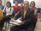 Idoso de 83 anos estuda direito após concluir dois cursos: 'Não vou parar'