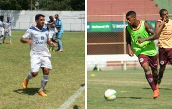 Desportiva e Vitória-ES se encaram em jogo-treino nesta sexta, no Araripe