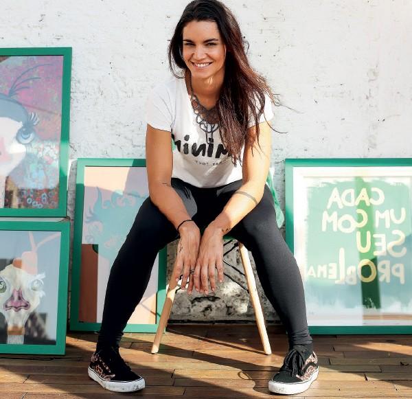 Renata Vanzetto (Foto: Rogério Voltan)