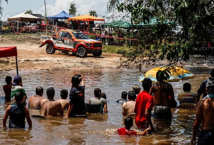 Rally Dakar Assunção dia 1 (Foto: Divulgação)