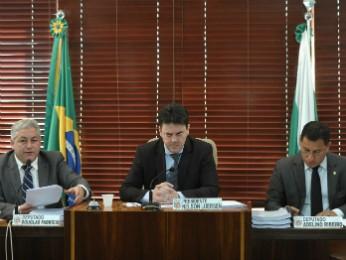 Relatório final da CPI dos Pedágios foi aprovado nesta terça-feira (3) (Foto: Sandro Nascimento / Alep)