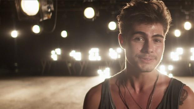 Rock Story: veja clipe 'Sonha Comigo', de Léo Régis (divulgação)