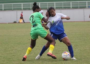 Seletiva Acreana de futebol feminino (Foto: Francisco Dandão/Arquivo pessoal)