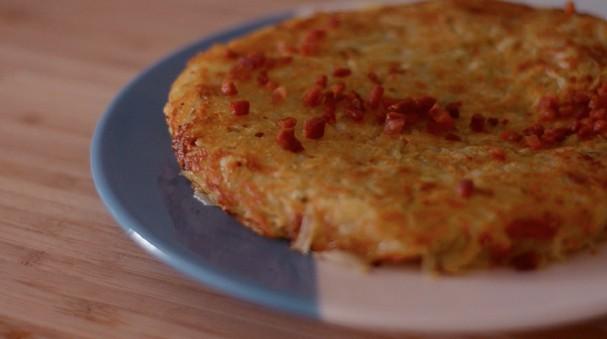 Batata Rosti leva só 3 ingredientes e é facílima de preparar
