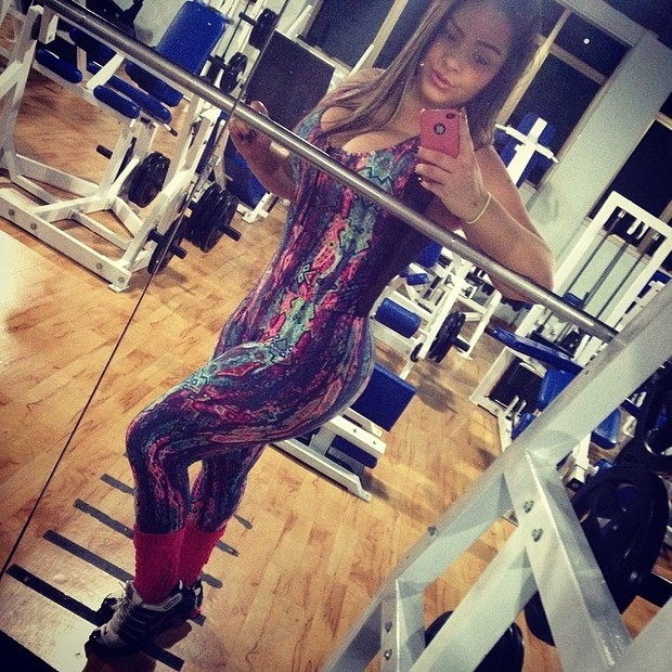 Mulher Melancia posta foto com macacão (Foto: Reprodução/Instagram)
