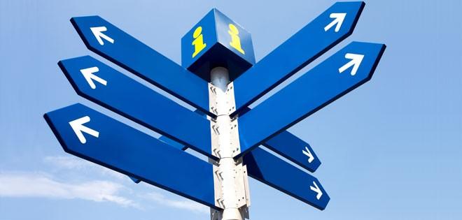 Oportunidade_direção_caminho_alternativa (Foto: Shutterstock)