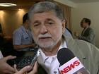 Ministro da Defesa sobrevoa áreas afetadas pelas chuvas no RJ