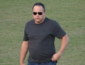 Elias Mansur, gerente de futebol do ASA (Foto: Leonardo Freire/GloboEsporte.com)
