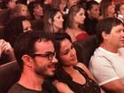 Nanda Costa curte festival de cinema de Búzios com o namorado