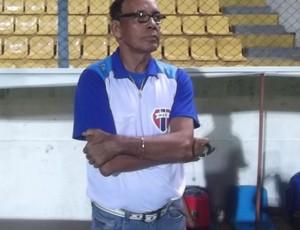 Meinha reclamou da falta de atitude do Maranhão (Foto: Bruno Alves/Globoesporte.com)