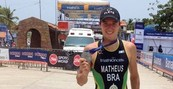 Bruno Matheus fica em 4 no Mundial (Divulgao)