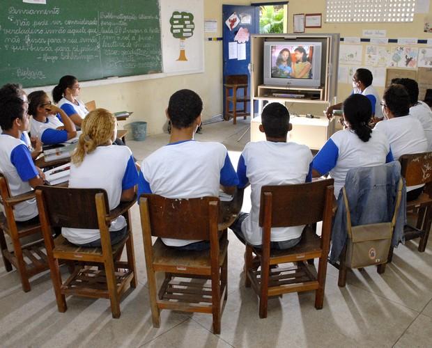 Telecurso em Pernambuco - Projeto Travessia (Foto: GuanabaraTejo)