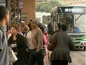 Tarifa do transporte coletivo de Maringá fica R$ 0,10 mais barata, a partir de domingo (16) (Foto: Reprodução/ RPC TV)
