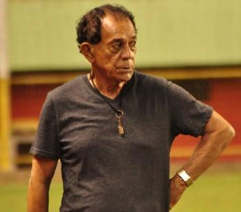 Marcelo Altino, técnico do Plácido de Castro (Foto: Manoel Façanha/Arquivo pessoal)