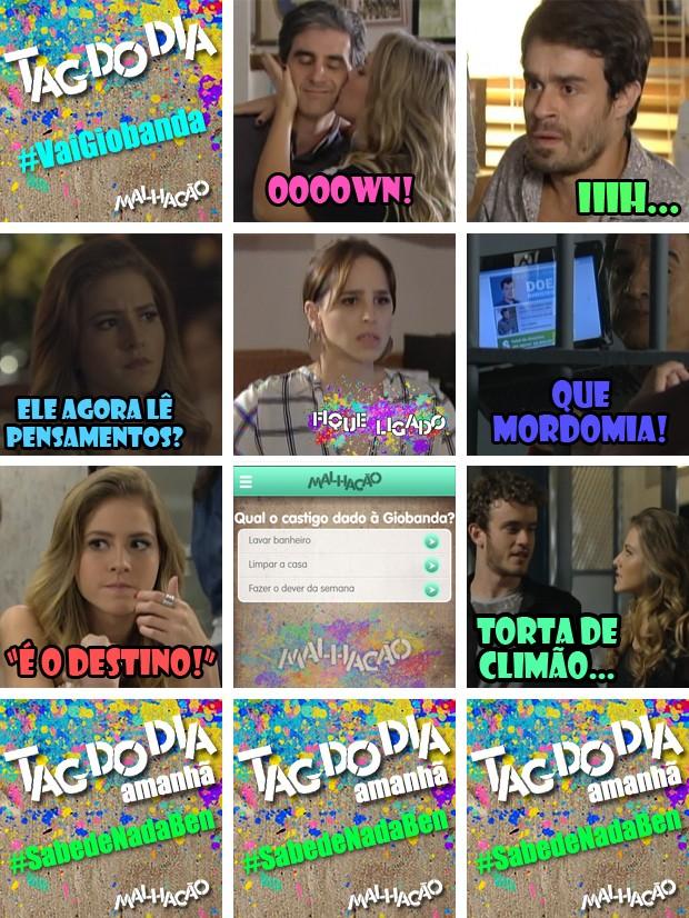 Capítulo 221 (Foto: Malhação / TV Globo)