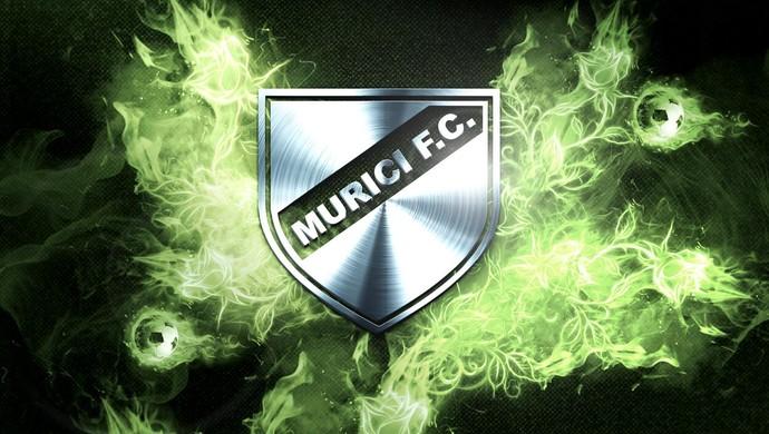 Escudo do Murici, criado pelo designer Tom Carvalho (Foto: Tom Carvalho/Arquivo Pessoal)